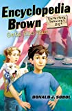 Encyclopedia Brown Gets His Man: Encyclopedia Brown Series, Book 4