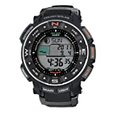 Casio Mens PRW2500-1 Pathfinder Triple Sensor Tough Solar Digital Multi-Funtion Pathfinder Watch