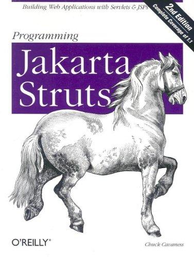 Programming Jakarta Struts (Classique Us)