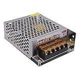 Lixada AC 110V/220V to DC 12V 5A 60W AC DC コンバーター 直流安定化電源 スイッチング電源 変換器・変圧器 大容量コンバーター LEDストリップ用