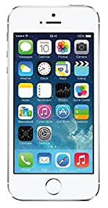 Apple iPhone 5S Silver 16GB Unlocked GSM
