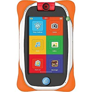 "Fuhu Nabi 5"" Capacitive Nick Jr. Edition Tablet Computer, NVIDIA Tegra 3 Quad-Core 1.6GHz, 1GB RAM, 16GB Storage, Android 4.1 Jelly Bean, Model NABIJR-NV5B"