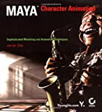 img - for Maya Character Animation book / textbook / text book