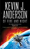 """Of Fire and Night (Saga of Seven Suns 5)"" av Kevin J. Anderson"