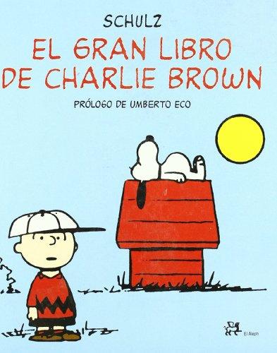 EL GRAN LIBRO DE CHARLIE BROWN