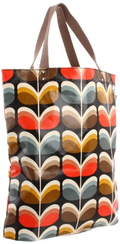 Orla Kiely Laminated Shadow Stem Print Book