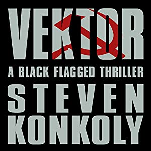 Black Flagged Vektor Audiobook
