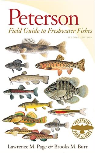 Peterson Field Guide to Freshwater Fishes, Second Edition (Peterson Field Guides) written by Lawrence M. Page