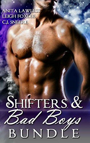 Anita Lawless - Shifters & Bad Boys Bundle (Shifters & Bad Boys. Man love, bdsm, and rockstar romance. Book 1) (English Edition)