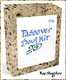 The Passover Soul Kit: 101 Soul Tips, Easy Passover Recipes, Pesach Insights, Meditations, Art and Quotes for the Passover Seder and the Passover Haggadah (Holy Sparks Soul Kits)