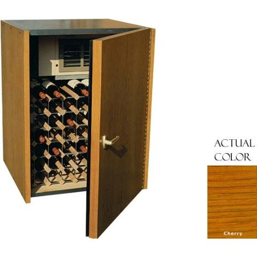 Vinotemp Home Kitchen Restaurant Cocktail Party 114-Model White Oak Wine Cabinet