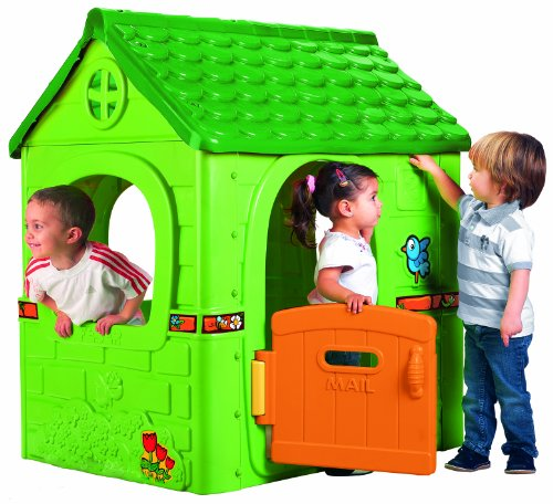 "ECR4Kids 43"" x 33.5"" x 49"" Fantasy Children's Play House"