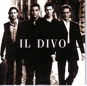 Il divo unbreak my heart limited edition carded sleeve 1 song dvd single movies tv - Il divo streaming ...