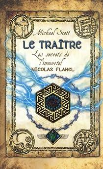 Les secrets de l'immortel Nicolas Flamel, tome 5 : L'enchanteur par Scott