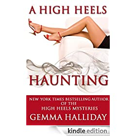 A High Heels Haunting (a novella) (High Heels Mysteries)