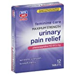 Rite Aid Urinary Pain Relief, 12 ea