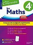 Pour Comprendre Maths 4e - Nouveau pr...