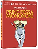 principessa mononoke (dvd+blu-ray) (ltd ce steelbook) BluRay Italian Import