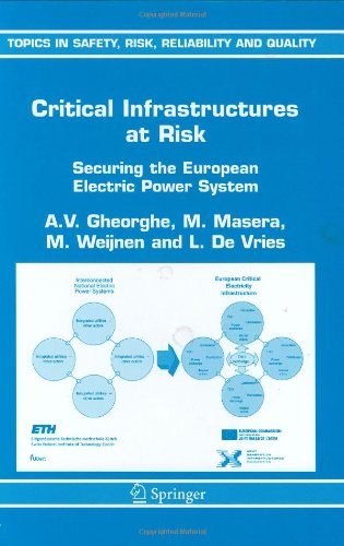 Critical Infrastructures At Risk: Securing The European Electric Power System (Topics In Safety, Risk, Reliability And Quality)