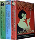 James Anderson James Anderson Burford Family Mysteries Collection 3 Books Set Pack RRP : £ 23.97 (The Affair of the Bloodstained Egg Cosy, The Affair of the Mutilated Mink, The Affair of the Thirty-Nine Cufflinks) (James Anderson Collection) (Burford Fam