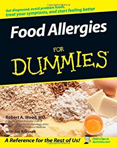 Food Allergies For Dummies from For Dummies