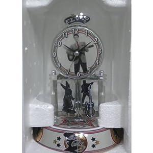 Elvis Presley Collectible Anniversary Clock