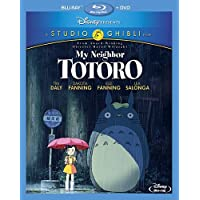 My Neighbor Totoro on Blu-ray (2 Disc)