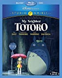 My Neighbor Totoro (Two-Disc Blu-ray/DVD Combo) (1988)