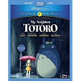 My Neighbor Totoro (Two-Disc Blu-ray/DVD Combo) ~ Dakota Fanning