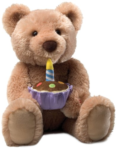 Gund-Birthday-Teddy-Bear-Animated-Musical-Stuffed-Animal