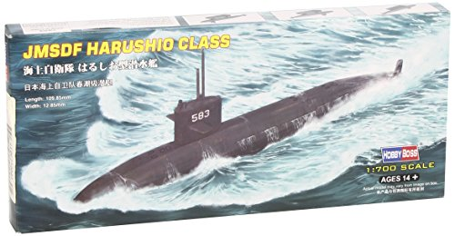 Hobby Boss JMSDF Harushio class submarine Boat Model Building Kit