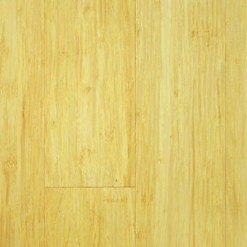 EcoFusion Strand Woven Bamboo FLooring - SOLID NATURAL