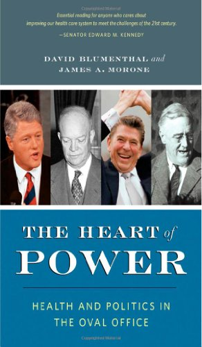 The Heart Of Power: Health And Politics In The Oval Office front-1051615