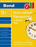 Cover of Bond 10 Minute Tests 10 - 11 years Non-verbal Reasoning by Alison Primrose 0748796991
