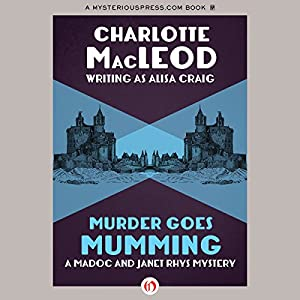 Murder Goes Mumming Audiobook