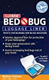 Aller-Ease Bed Bug Proof Luggage Liner, Large