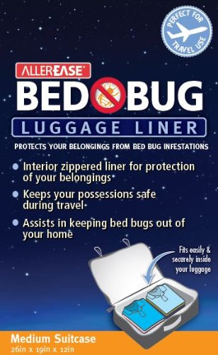 Best Bed Bug Proof Luggage