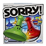 Hasbro Sorry 2013 Edition Game(Discontinued by manufacturer)