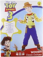 Rubie's - Toy Story - I-884195M - Costume - Woody - Taille M - 5-6 ans