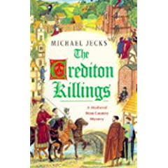 The Crediton Killings cover