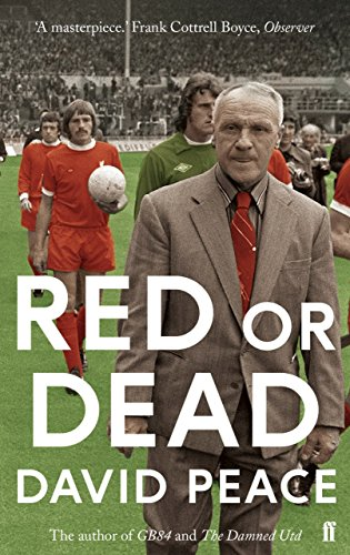 Red or Dead by David Peace (1-May-2014) Paperback