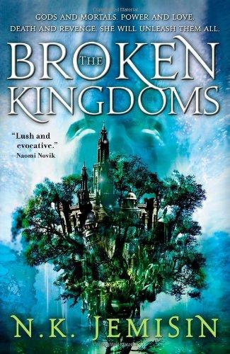 Image of The Broken Kingdoms (The Inheritance Trilogy)