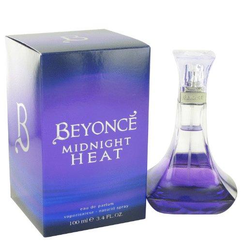 Beyonce Midnight Heat Eau de Parfum, 3.3 Fluid Ounce by Beyonce