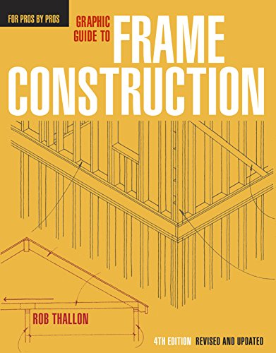 Graphic Guide to Frame Construction: Details for Builders and Designers, Thallon, Rob