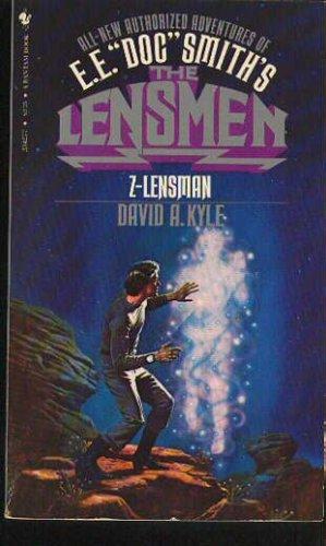 Z-Lensman, David A. Kyle