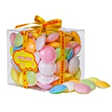 Flying Saucers Gift Cube Sweets With Giant Lollipop Or Candy Cane - Great Birthday Gift For Anyone