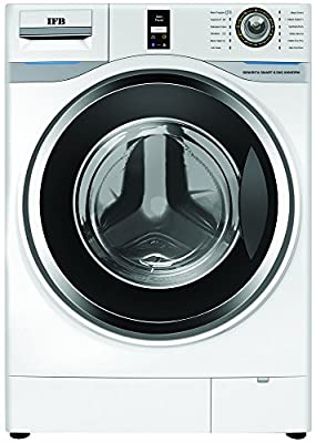 IFB Senorita Smart Fully-automatic Front-loading Washing Machine (6.5 Kg, White)