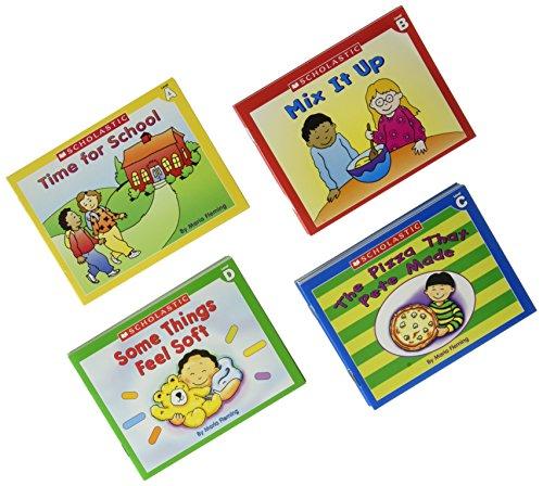 scholastic preschool best 60 scholastic leveled readers learn to read 743