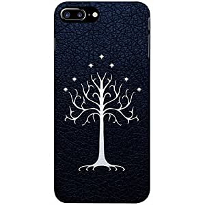 Casotec Magic Tree Pattern Design 3D Printed Hard Back Case Cover for Apple iPhone 7 Plus