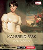 Mansfield Park (Cover to Cover) Jane Austen